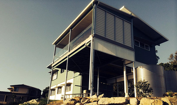 Australian Eco Building