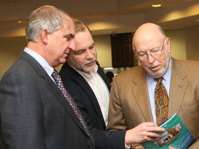 Jim Muir Consults with Clients