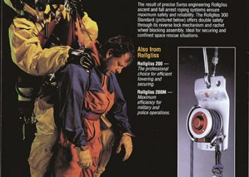 Swiss Confined Space Roping Systems